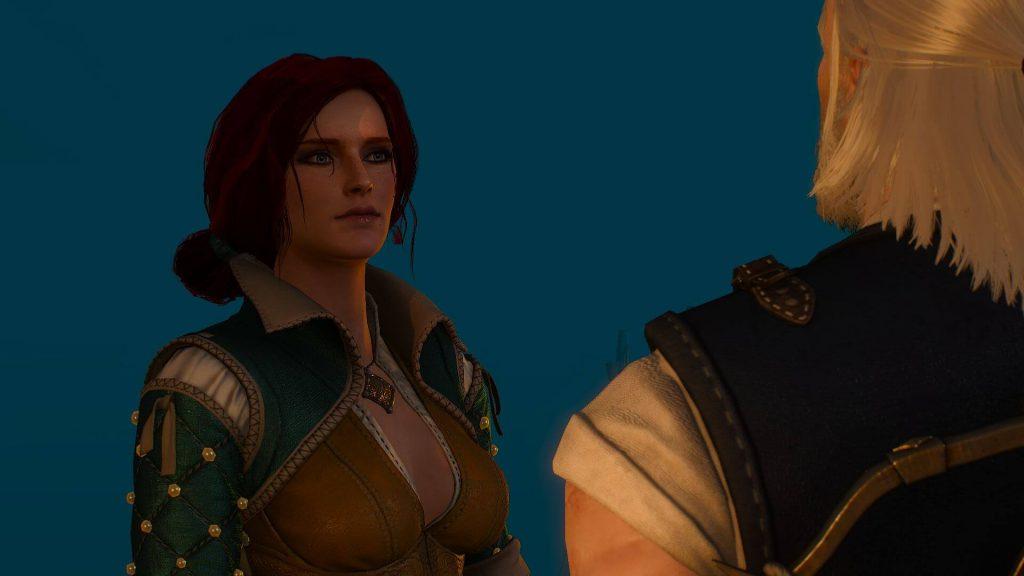Новый мод для The Witcher 3 добавляет 4K текстуры для основных женских персонажей
