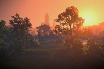 Модификация HD Tree LOD Billboards для The Witcher 3 улучшает отдаленные деревья