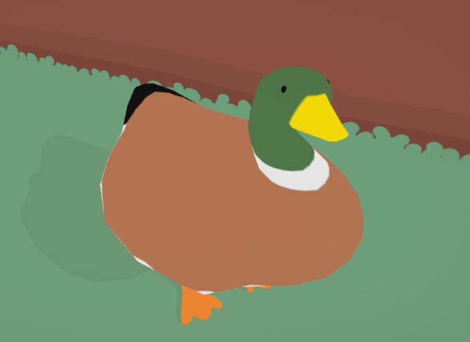 Untitled Goose Game1 нужен редактор персонажа