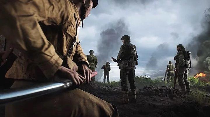 В Battlefield 5 начались тихоокеанские войны