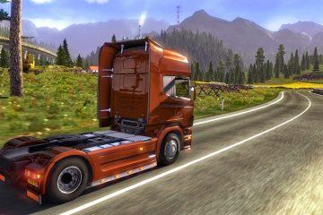 В обновлении 1.36 для Euro Truck Simulator 2, появится новый регион - Корсика