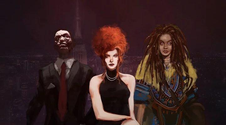Vampire: The Masquerade Coteries of New York - объявлена дата выхода