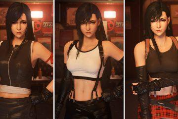 Вы можете играть в GTA 5 за Тифу Локхарт из Final Fantasy 7, Капитана Прайса из Call of Duty и Бэтмена