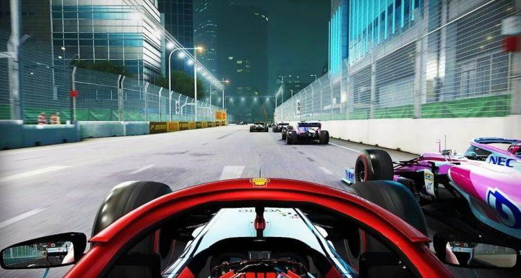 Вышло обновление для F1 2019