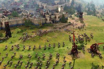Age of Empires 4 - исторический период, ресурсы и другие подробности