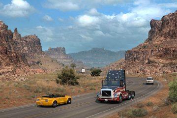 American Truck Simulator: Utah - объявлена дата выхода