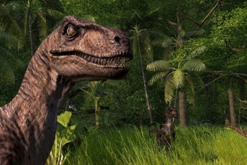 Анонсировано DLC для Jurassic World Evolution