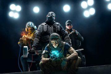 Анонсировано обновление для Rainbow Six Siege