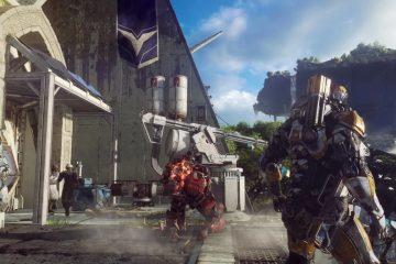 Anthem - BioWare планирует полностью переделать игру