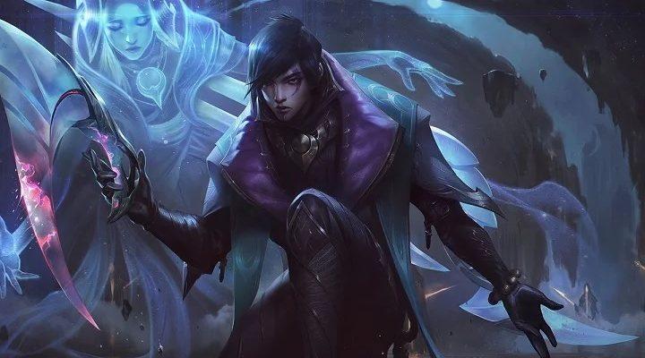 Aphelios - новый персонаж в League of Legend