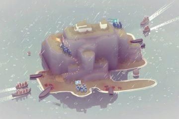 Bad North доступна бесплатно в магазине Epic Games