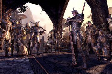 Бесплатная неделя в The Elder Scrolls Online