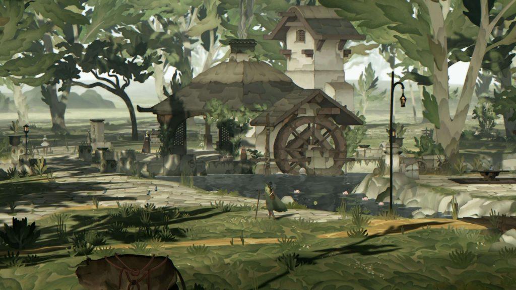 """Books of Travels это светлая онлайн RPG, где """"никто не обязан быть героем"""""""