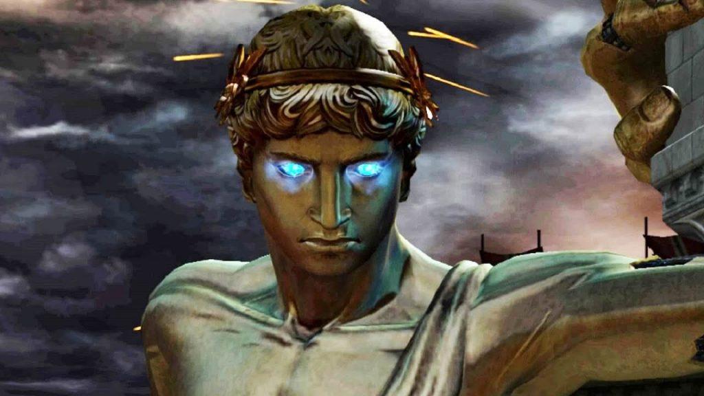 Колосс Родосский (God of War 2)