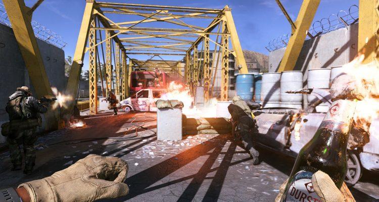 Call of Duty: Modern Warfare получит режим Battle Royale