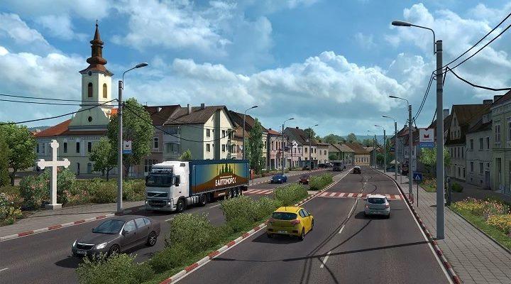 Дата выхода DLC Road to the Black Sea для Euro Truck Simulator 2