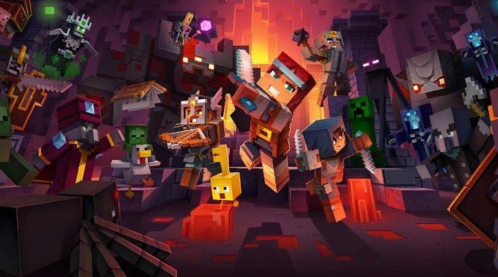 Дата выхода Minecraft Dungeons и специальное событие в Minecraft Earth