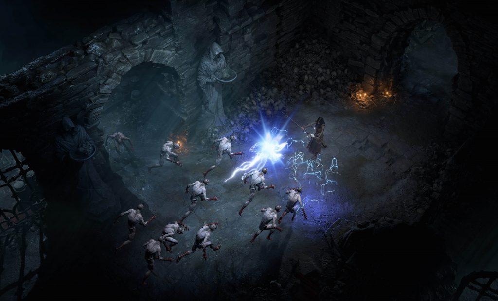 Постоянный онлайн в Diablo 4 может не пойти на пользу её одинокой атмосфере