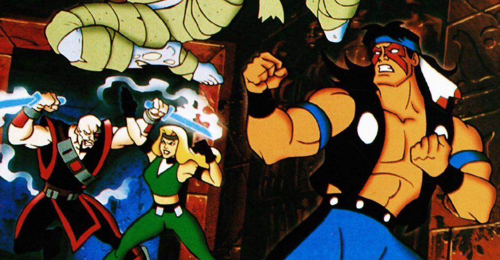 8 позорных мультсериалов по видеоиграм