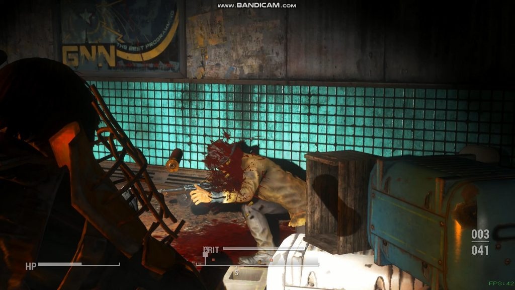 Мод добавляет в Fallout 4 GTA-подобную ragdoll-физику