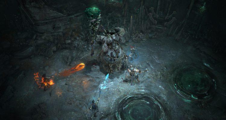 Первые 4К скриншоты Diablo 4, демонстрирующие графику и визуальный стиль