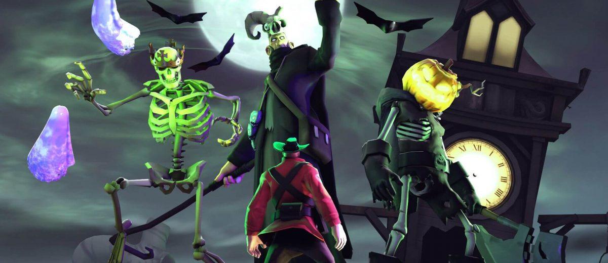 8 хеллоуинских игровых пасхалок