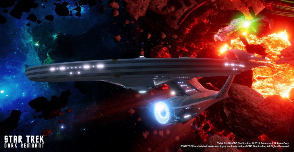 Где все хорошие игры по Star Trek?