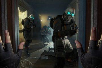Half-Life: Alyx - первый трейлер и дата выхода