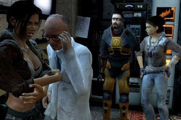 Half Life Alyx - третья часть культовой серии?