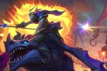 Hearthstone: Dragon Entry - новое дополнение и режим авто шахмат