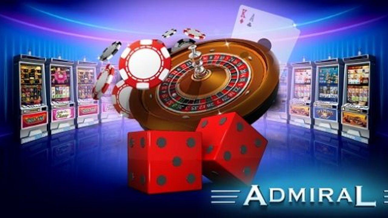 Интернет-казино Адмирал: на что оно способно, если играть на деньги?
