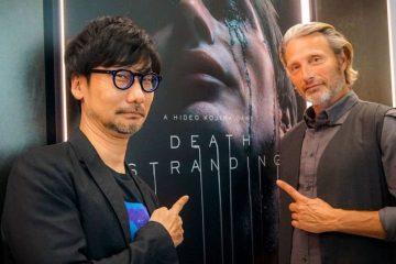 Кодзима рассказал, почему он любит создавать странные игры