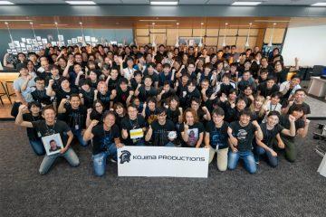 Kojima Productions будет снимать фильмы