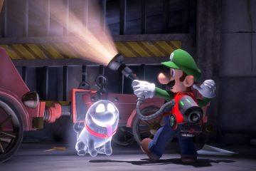 Luigi's Mansion 3 в новом анимированном трейлере