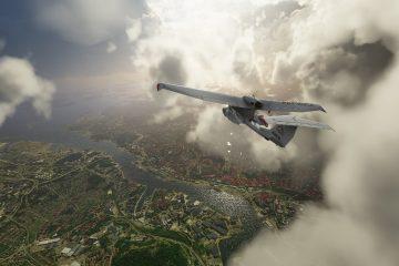 Microsoft Flight Simulator - аэродинамика, погода и физика