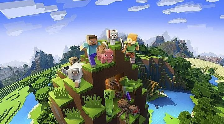 Minecraft уже имеет почти пол миллиарда игроков по всему миру