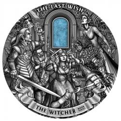 Монетный двор Польши выпустить коллекцию монет, посвящённую Ведьмаку
