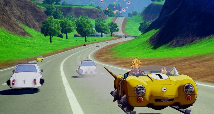 Новый трейлер Dragon Ball Z: Kakarot знакомит с базовыми механиками