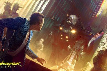 Разработка Cyberpunk 2077 вышла на заключительный этап