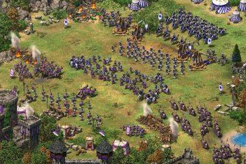 Релиз обновлённой версии Age of Empires 2: Definitive Edition
