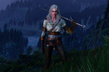 Сценарист Witcher 3 сожалеет, что не уделил внимание татуировке Цири