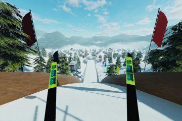 Ski Jumping Pro VR - анонс и дата выхода