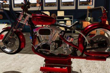 Состоялась премьера Biker Garage: Mechanic Simulator
