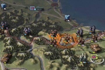 Состоялась премьера Unity of Command II