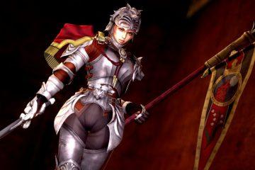 Soul Calibur VI - представлен новый персонаж