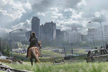 Создатели The Last of Us 2 опубликовали концептуальную графику