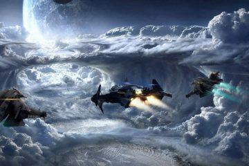 Star Citizen - новая планета и солнечная система
