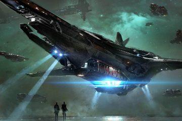 Star Citizen - обучающий сервис и тест космических кораблей