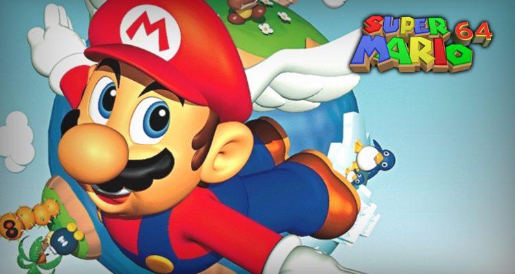 Super Mario 64 Land, ромхак для Super Mario 64, теперь доступен для скачивания