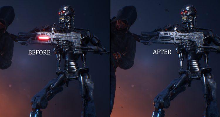 Terminator: Resistance поддерживает моды, и первый из них уже доступен для скачивания